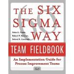【预订】The Six SIGMA Way Team Fieldbook: An Implementation Gui