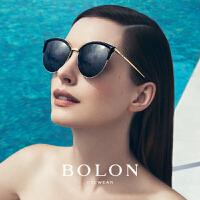 暴龙2017新款太阳镜 摩登时尚墨镜高清偏光太阳镜女BL6029