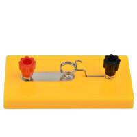 灯座 物理电学实验器材 教学电路螺口小灯座 串联并联电实验器材