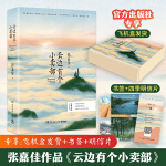 【 官方直营 包邮】云边有个小卖部(张嘉佳2018作品 )赠送四季明信片