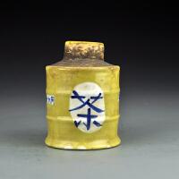 罐装普洱茶
