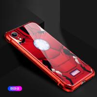 20190722011532399iPhonexs max手机壳发光壳led来电闪全包壳苹果xs漫威保护壳iphone