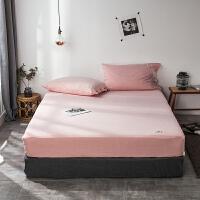 床笠套纯棉 全包加厚水洗棉床垫保护套全棉自由棉床罩单件1.8米夏1.5m床