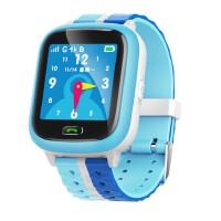 艾蔻ICOU T20 防水版 儿童电话手表 定位智能手表手机插卡打电话男孩女孩 儿童智能手表360度安全防护 学生定位通话手环手机
