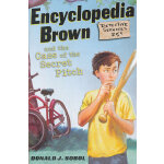 Encyclopedia Brown Secret Pitch 百科全书布朗和神秘投球手案 ISBN 97801424