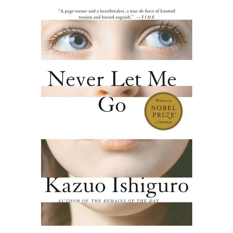 Never Let Me Go( 货号:9781400078776)
