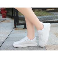 女童小白鞋秋季儿童鞋子中大童小女孩板鞋宝宝运动休闲鞋