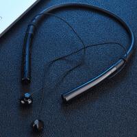 跑步运动苹果蓝牙耳机无线头戴华为op小米女颈挂入耳挂脖式双耳男 标配