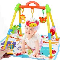 【满200减100元】爱婴乐 健身架 婴儿0-1岁健身器脚踏钢琴3-6-12个月脚踩玩具宝宝益智男孩女孩早教健身器玩具