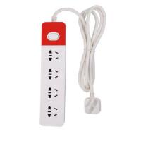 晨光插排 办公家用加长插线板 USB接线板 1.8/2.8/3/4/5米插线 三/四/六/八位插座 一个价钱