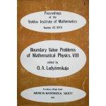 【预订】Boundary Value Problems of Mathematical Physics. VIII 9