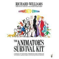 现货 The Animator's Survival Kit: A Manual of Methods, Princip