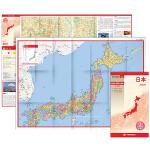 世界分国地图・亚洲--日本地图