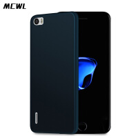 MCWL 华为荣耀6手机壳硅胶 荣耀6保护软套简约男女款全包磨砂超薄