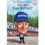 英文原版 山姆・沃尔顿是谁? 沃尔玛创始人 Who Was Sam Walton? 中小学生读物 Who Was/Is