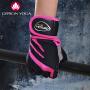 杰朴森健身手套女男护腕器械运动手套向单杠护掌防滑半指