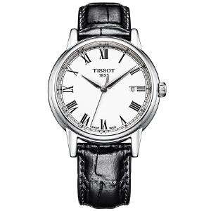 天梭TISSOT-卡森系列 T085.410.16.013.00 石英男士手表【好礼万表 礼品卡可购】