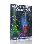 英文原版绘本 玛德琳的圣诞节 Madeline's Christmas 韵律儿歌 平装 廖彩杏书单第49周 第100本