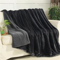 羊羔�q毛毯冬季加厚�p�蛹�色冬季保暖�Y品�w毯子