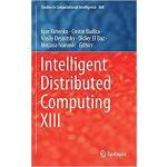 【预订】Intelligent Distributed Computing XIII 9783030322571