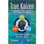 【预订】True Kaizen 9781138745421