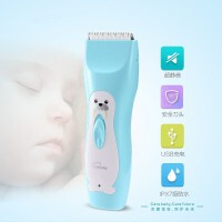 电推子新生儿手动自动全套理发器宝宝电推剪家用男童剃胎毛无