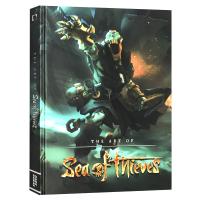 现货正版盗贼之海 英文原版 The Art of Sea of Thieves 游戏艺术设定集 XBOX 同名游戏场景