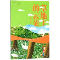 迟子建作品 少年读本 草地上的云朵 迟子建 著 全彩插图美绘本 儿童文学 青少年课外阅读 茅盾文学奖得主献给少年人的成