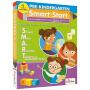 Evan-Moor Smart Start Pre K 聪慧启蒙 美国加州教辅 学龄前6科英语启蒙 儿童英文原版图书进口