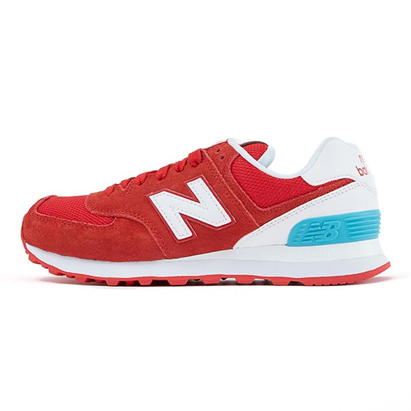 New Balance/NB  女子复古运动休闲慢跑鞋  WL574CNC女子复古运动休闲跑步鞋