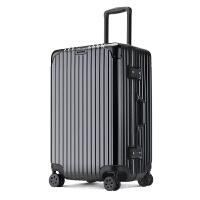 OSDY铝框箱旅行箱万向轮行李箱铝合金包角