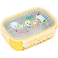 【当当自营】美厨(maxcook)304不锈钢饭盒 餐盒600ml 带盖防烫 MCKL177
