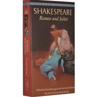 【英文原版】Romeo and Juliet 罗密欧与朱丽叶 Shakespeare 莎士比亚