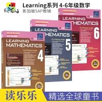 SAP Learning Mathematics 新加坡数学小学四五六年级练习册 学习系列 新亚出版社教辅 10-12