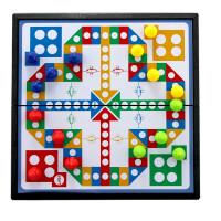 奇棋乐  折叠磁性棋 儿童益智桌游棋类玩具  飞行棋707