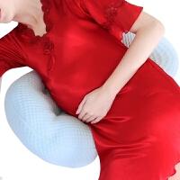 孕妇托腹睡觉抱枕怀孕期用品孕妇枕头护腰侧睡枕U型卧枕