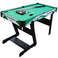 儿童台球桌标准木质室内桌球台运动玩具可折叠桌球
