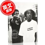 预售 Supreme 美国时尚潮流品牌25周年 红色Supreme标志 街头文化 跨界合作 800+照片 英文原版 费
