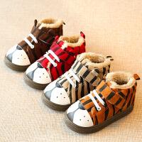 儿童宝宝冬鞋学步鞋保暖婴儿鞋子