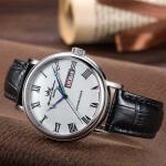 法国复古时尚腕 表 品牌:雍加毕索Yonger& Bresson-Beaumesnil 博梅尼勒堡系列 YBH 8372-