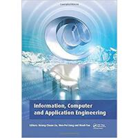 【预订】Information, Computer and Application Engineering 97811