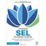【预订】Everyday SEL in Middle School 9781138903869
