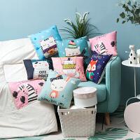 抱枕被子两用靠垫被沙发办公室折叠午休靠枕头被汽车多功能空调毯