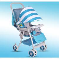 婴儿推车儿童玩具车宝宝伞车轻便折叠透气可躺可坐