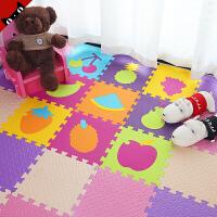 儿童泡沫地垫拼图宝宝爬行垫客厅卧室拼接地板垫榻榻米