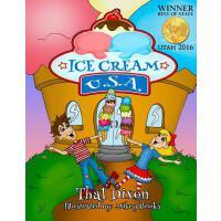 【预订】Ice Cream USA