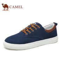 camel骆驼日常休闲男鞋 运动休闲平板鞋子 男青年男鞋韩版潮鞋