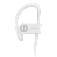 Beats Powerbeats 3 Wireless 无线蓝牙耳机 入耳式运动耳机 耳挂式跑步音乐耳机 (带麦) 超