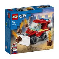 【����自�I】LEGO�犯叻e木城市�MCity系列60279消防�
