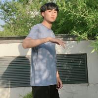 【顺心而行】诺诗兰19新款男士户外清凉防晒透气舒适圆领短袖T恤GL085237